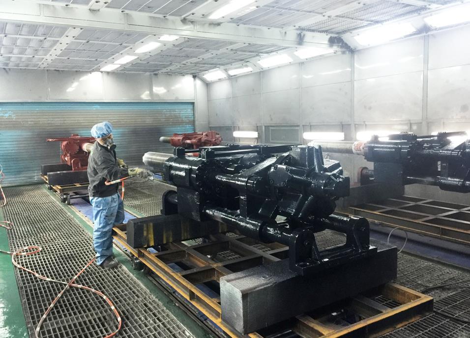 广东机械喷漆设备